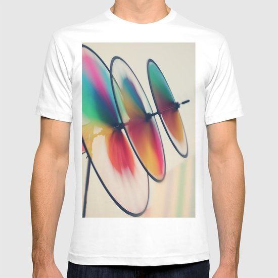 Spin, spin, spin T-shirt
