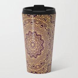 Mandala 107 Travel Mug