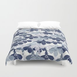 Abstract flower pattern 2 Duvet Cover