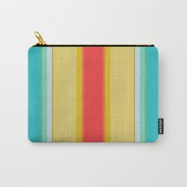 sandcastle deckchair stripe Carry-All Pouch