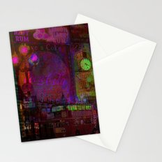 An evening in London Stationery Cards
