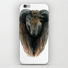 Woolen Brother iPhone Skin