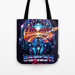 Danger Zone Tote Bag