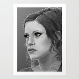Darlene Alderson Art Print