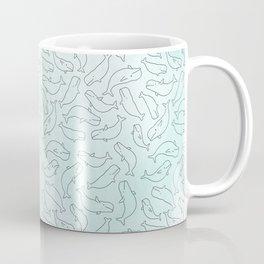 Belugas party Coffee Mug