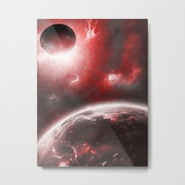Dooms Day Metal Print