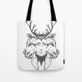 GOD II Tote Bag
