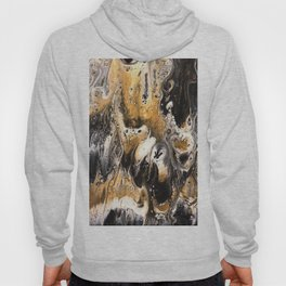 Black and Gold Ambiance Hoody