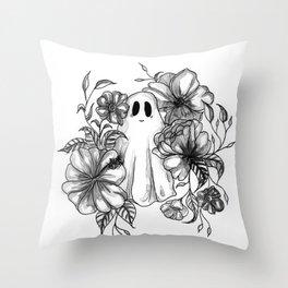 Happy Death Throw Pillow