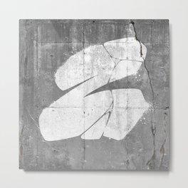 Z - Graffiti letter Metal Print