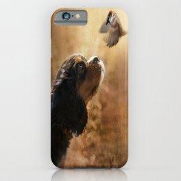 Curiousity iPhone Case
