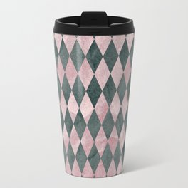 Marble Harlequin Travel Mug