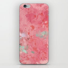Painted Roses iPhone Skin
