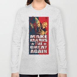 MAKE MARIS THE GREAT AGAIN POSTER Long Sleeve T-shirt