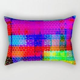 Arcade Burn Rectangular Pillow