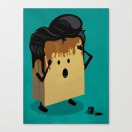 Fashion Victim Canvas Print