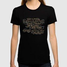 Kimball & Rogers Boot Blackers T-shirt