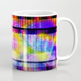 Databending #2 (Hidden Messages) Coffee Mug