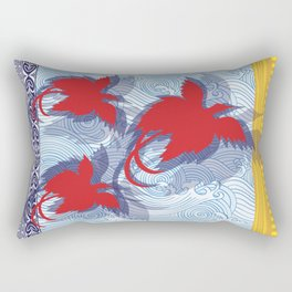 Voli Rectangular Pillow