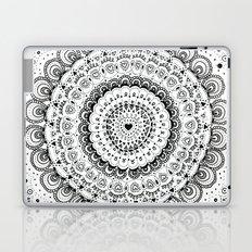 Mandala Love Laptop & iPad Skin