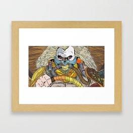 Immortan Framed Art Print