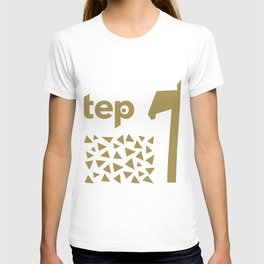 Tep Triangles T-shirt