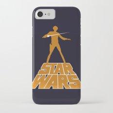 Star Wars Poster Slim Case iPhone 7