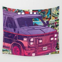 A-Team Vandura Pop Candy Wall Tapestry