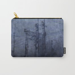 Electricity in the mist Carry-All Pouch