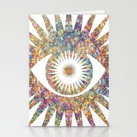 prism Stationery Cards featuring PRISM by shutupbek