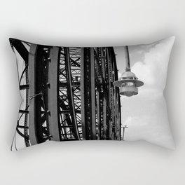 Pedestrian's Pass Rectangular Pillow