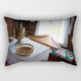 Kysle - Instrument of Mari People Rectangular Pillow