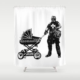 Pramalot Shower Curtain