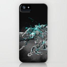 Spirit of Wild Horses iPhone Case