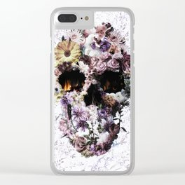 Upland Skull Clear iPhone Case