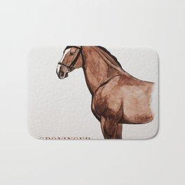 GRONINGEN HORSE - Bay Bath Mat