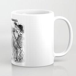 Dead-Pool goin' back in time & reality Coffee Mug