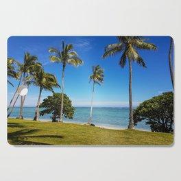 Fijian Summer Views Cutting Board
