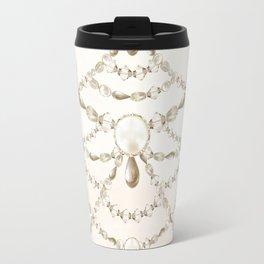 Moonstone Pattern Travel Mug