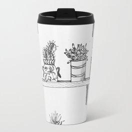 Succulent Fever Travel Mug