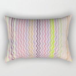 Paint Me Pretty Rectangular Pillow