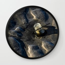 Up to Here! Wall Clock