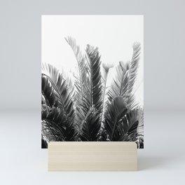 Tropical Leaves Dream #3 #tropical #decor #art #society6 Mini Art Print