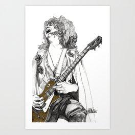 Bolan Art Print