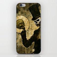 Shadow Man iPhone & iPod Skin