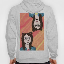 Similar Differences Hoody
