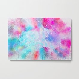 Abstract Background 395 Metal Print