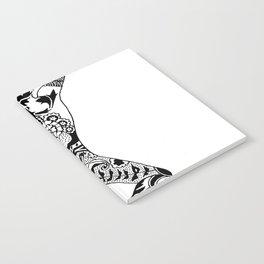 Indian dancer Notebook