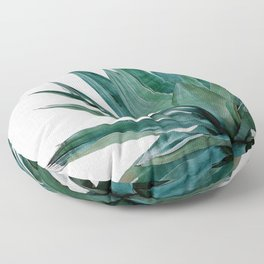 Agave Cactus Floor Pillow