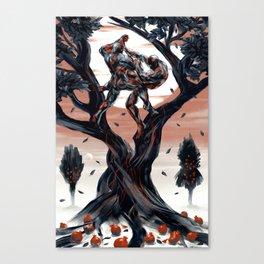 Coexist Canvas Print